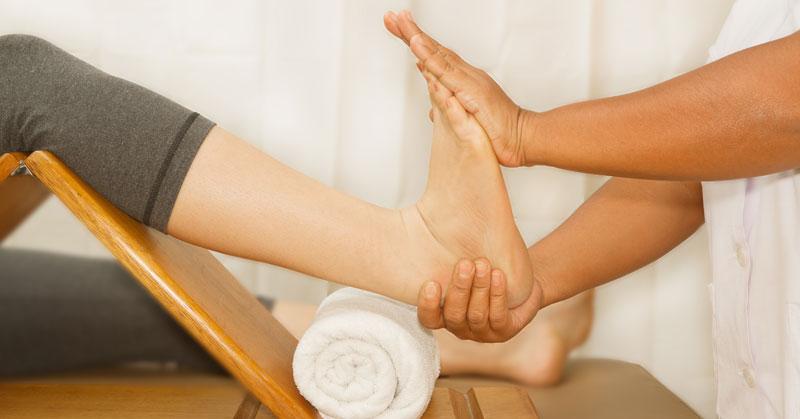 ankle injury rehabilitation