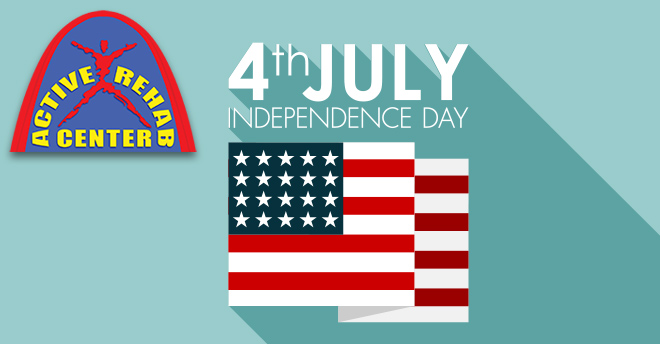 Active Rehab Center 4th of July 2015