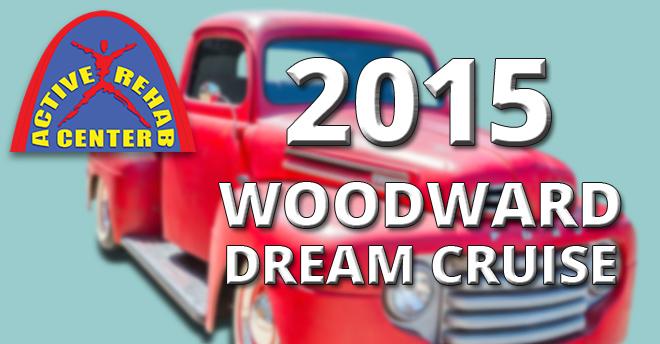 ACTIVE REHAB Woodward Dream Cruise